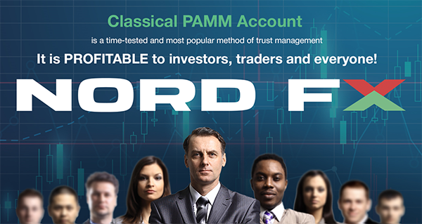 The Range of Services NordFX Offers to its Clients Is Enriched with One of the Most Popular Investment Services, PAMM Accounts